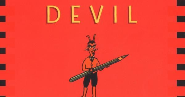 Books by Number- The Number Devil